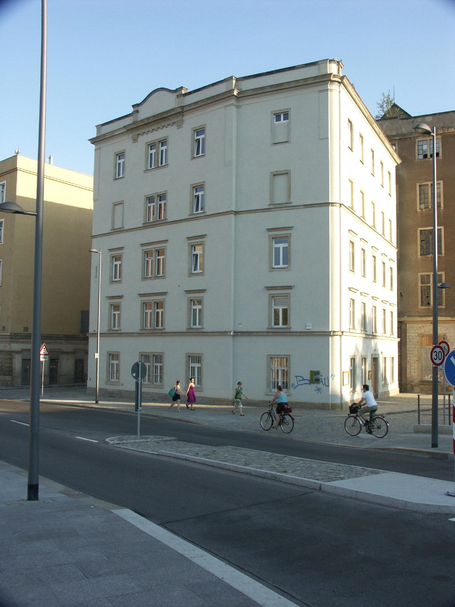 Gebäude Museum Hofmühle